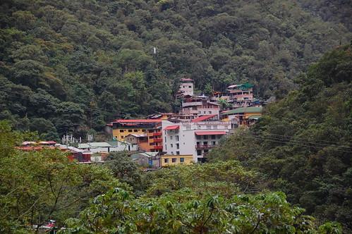 Aguasclientes, Peru