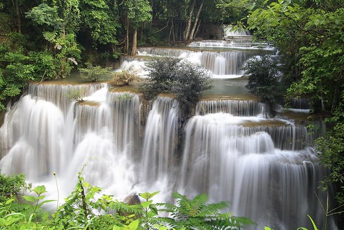 world mountains thailand waterfall war state historic caves ii thai mon forests province kanchanaburi kayin cavesandwaterfall