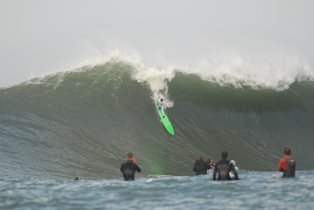Mavericks surf contest