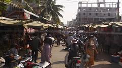 Russian Market area Phnom Penh