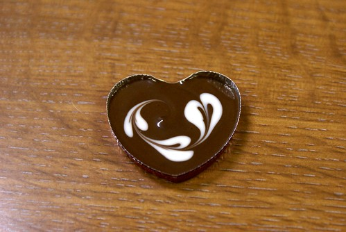 手作りチョコレート