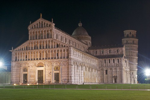 Tuscany by night