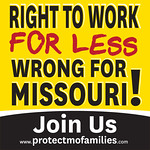 "New Report Confirms ""Right to Work"" Would Harm Missouri's Middle Class"