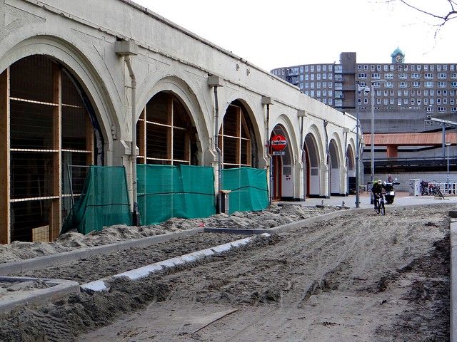 Hofbogen Station Hofplein fase 2 renovatie 6