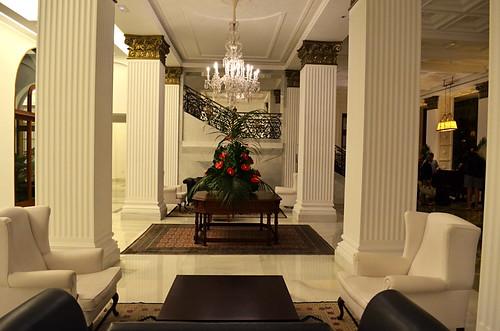 Grand Hotel Mencey in Santa Cruz