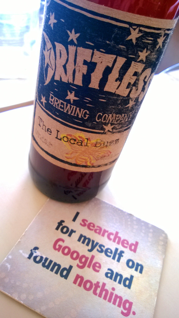 the traveling driftless beer.
