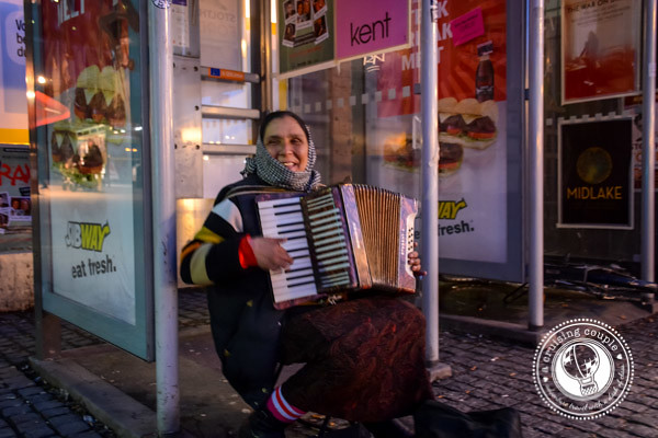 The Streets of Stockholm - A photo gallery of one of Europe's most beautiful cities - Accordion Player
