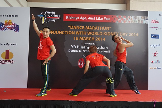 Celebrity Fitness Malaysia & National Kidney Foundation - Dance-athon-016