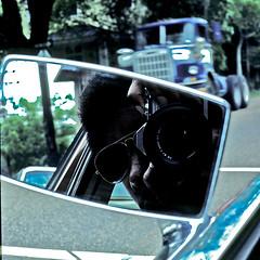 1976 - my first selfie?