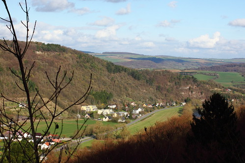 View over Echternach