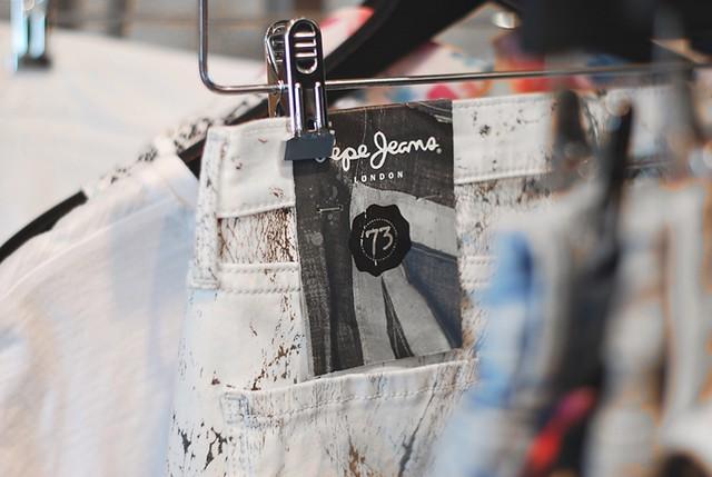 Pepe Jeans London Blogger event Berlin lisforlois