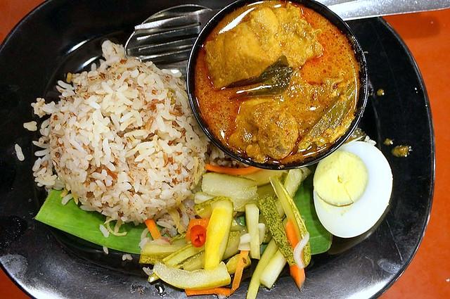 kelantanese cuisine in PJ , KL - Hayaki Uptown damansara