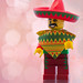 Lego The Movie - Mr Mardi Mexicano by Zed The Dragon