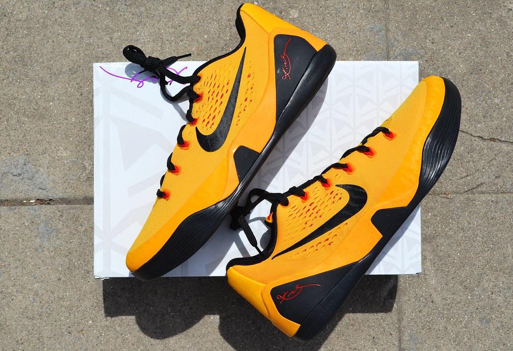 Nike Kobe IX EM Bruce Lee  b367fb1ecffd