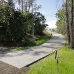 300 Foot Country Driveway On 15% Slope In Vacaville
