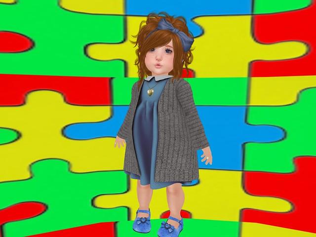Unicorn Cupcake - Autism Outfit