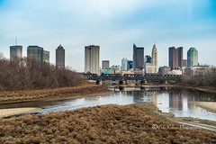 Central Business District Of Columbus, Ohio