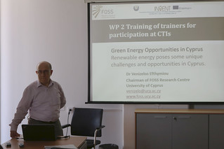 24 MARCH 2017 - TRAINING OF TRAINERS FOR PARTICIPATION AT CTIS