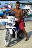 Sepeda motor, Laha, Leihitu, Ambon