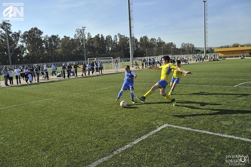 futbol base Javier Lobato