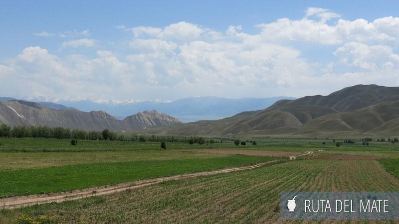 Suusamyr a Jalal Abad Kirguistán (8)