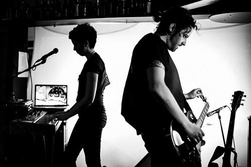 live electro-acoustic
