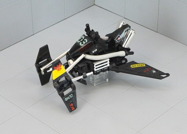 Bonus Speeder