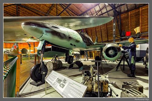 Messerschmitt Me 262 B_Letecké museum_Praha - Kbely_Czechia