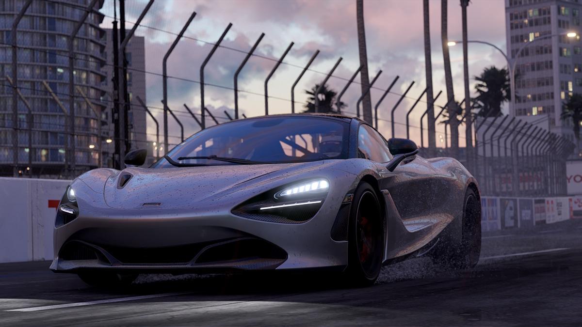 Project Cars 2 - McLaren 720S 1