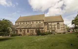 Hunstanton, St Edmund's church