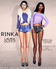 - RINKA - Laura Outfit (Sweater 2 versions+ Shorts)