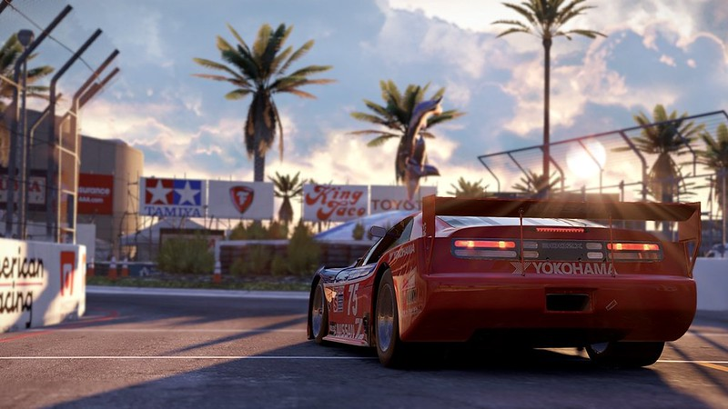 Project CARS Nissan 300ZX Turbo