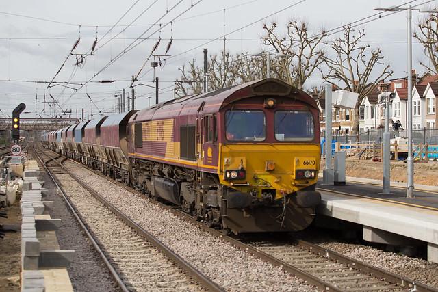 DBS 66170 West Ealing