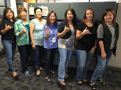 "NAVFAC Pacific Participates in ""Denim Day"""