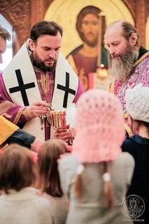 Литургия в Спасском соборе 630