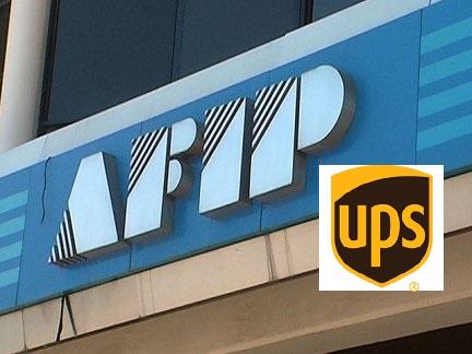 Registrar envio de UPS en la pagina de AFIP