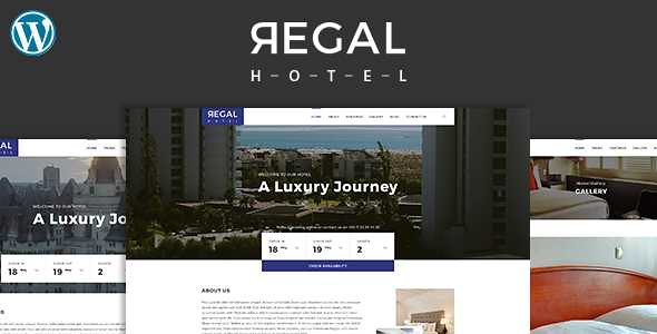 Regal WordPress Theme free download