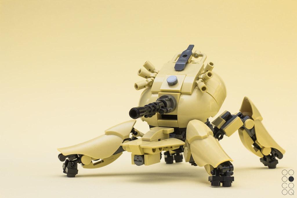 JH S35 (custom built Lego model)