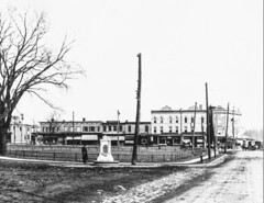 Westchester Square, the Bronx -- about 1910
