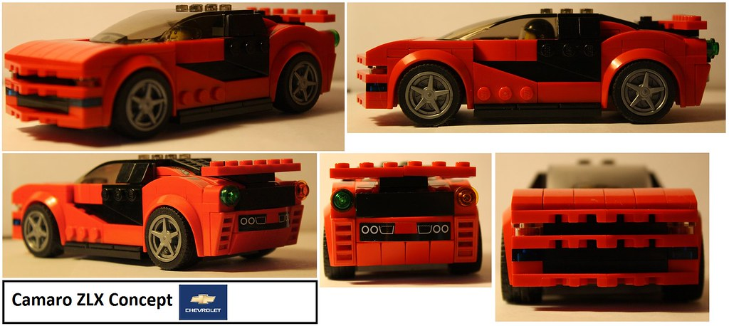 Camaro ZLX Concept