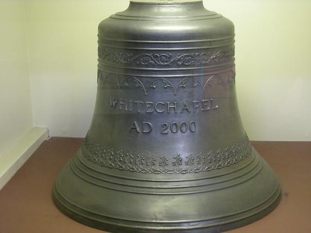 The Whitechapel Bell Foundry, Nikon COOLPIX L12
