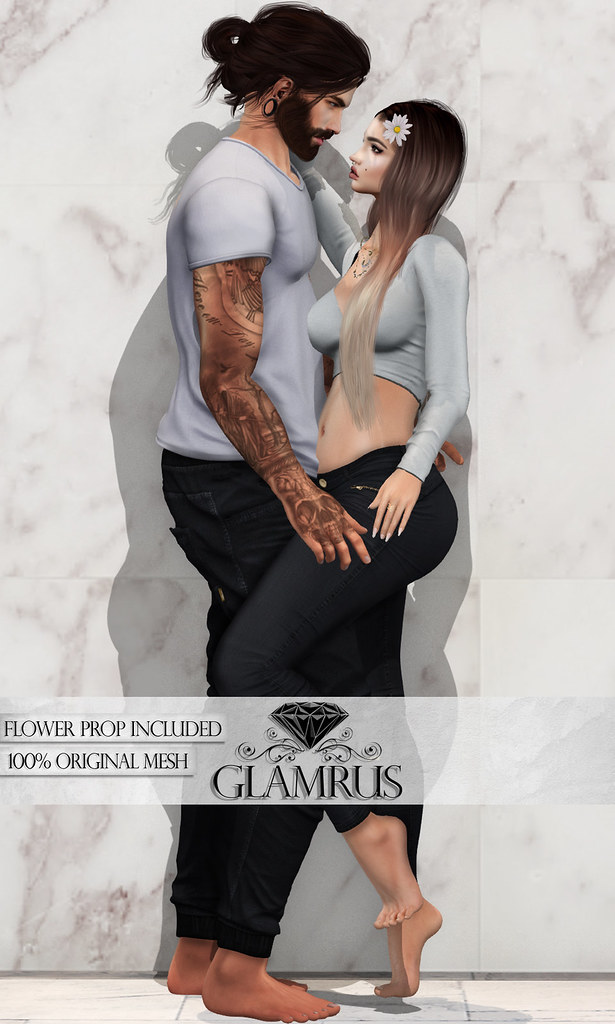 Glamrus . Your Eyes, My Herion AD - SecondLifeHub.com