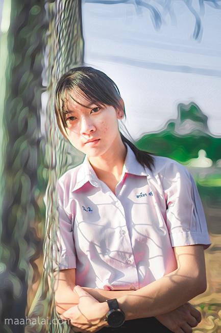 PicsArt Oil painting