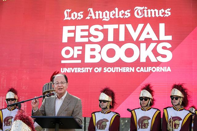 LA Times Festival of Books at USC 2017