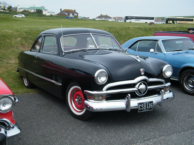 1950 ford 2 door coupe flickr photo sharing for 1950 ford 4 door
