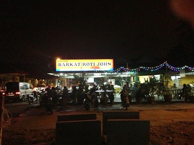 Restoran Barkat Roti John, Tanjung Kling, Malacca (2)