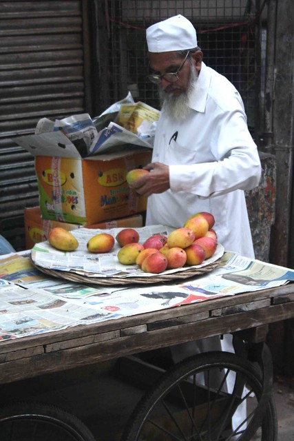 City Food – Mango Season, Around Town