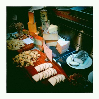 Cheese Selection, Cafe Route