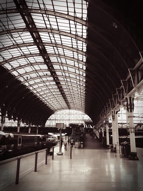 The Long Platform