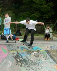 Kelvingrove Skatepark